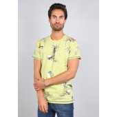 Gabbiano T-Shirt Lime-15222