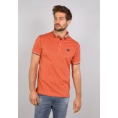 Gabbiano Polo Shirt Papaya-23151