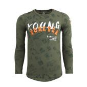 Gabbiano Shirt (Army-7349)