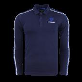 Gabbiano Polo Shirt Navy-7484